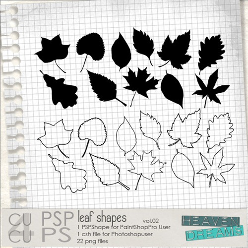 HD_leaf_shapes_vol_01